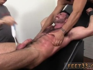 Free gay foot fetish porn movietures xxx Billy Santoro Ticked Naked