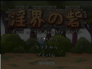 """No_Pants plays """"""""Fort of the Naughty World"""
