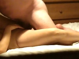 My wife tie and fuck by a stranger. I was so excited.2