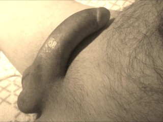 I cum without touching my cock!