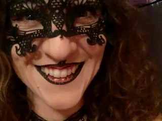 The Witch Wants to Get Pregnant with You. Come I Will Fuck You. POV.