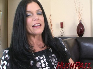 Sexy Mom India loves biggest young white cock!