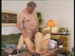 Old manage takes advantage of a young student – Julia Reaves