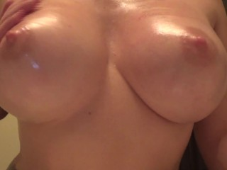Just My Tits In Your Face