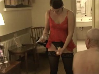Slow-mo: Ulf Larsen fucked by young whore…