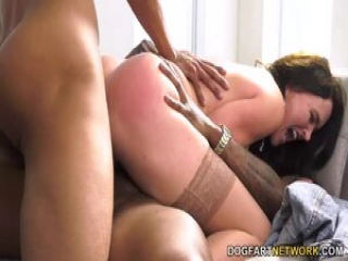 Krissy Lynn Gets DP'd In Front Of Her New Cuckold