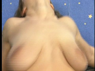 Watch my big tits bounce around