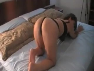 sexy milly playing with her wet pussy