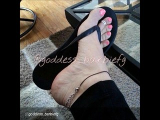 Foot Worship – Lecture with Slideshow – Femdom Hypnosis