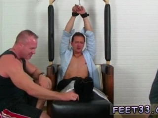 Foot fetish young gays sex and young boys dirty feet movies xxx Gordon