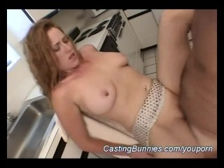 red head anal casting