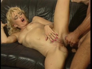 Two couples fucking on the couch – DBM Video