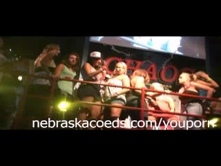 Club Chaos Spring Break Contest from Crowd Part 1