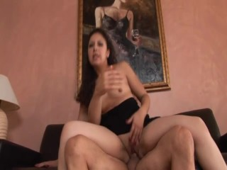 Latina babe getting her cum crave satisfied – Anarchy