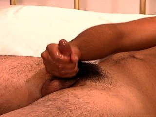 Jerking off in the Wild House of Cock – Starr Productions