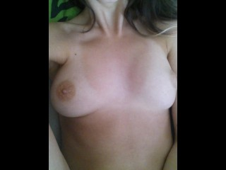 Pretty petite and wet pussy for you