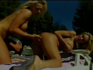 Busty Blondes Having Fun – Future Works