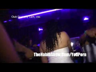 Raw and Uncut Booty Shaking Club footage P2