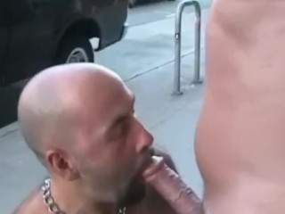public blowjob exhibitionists on busy streets
