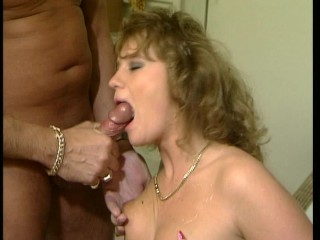 Double handed action with tongue an add on