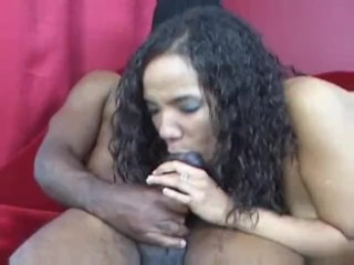 Black Chick Gets Some Deep Dicking