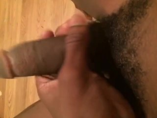 Grizzly fucks his fleshlight part 3