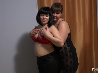 ass licking and pussy licking, bbw lesbians