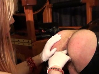 All the Better to Fuck You With, My Dear FemDom Threesome