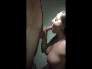 Cheating Milf Gets Blasted With cum