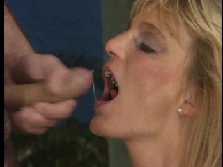Blonde Mature Lady Loves His Dick – DBM Video