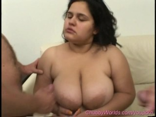 threesome chubby fun