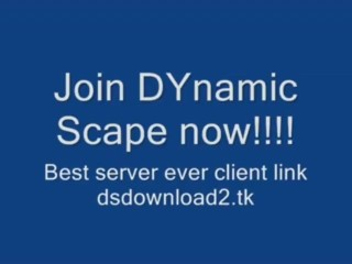 Dynamic scape join now!!!!