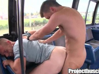 Projectbuscity Two Gays Blowing