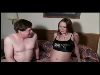 Pregnant Chick Takes A Dick – Lick Pictures