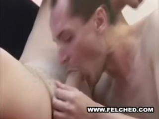 Creamy Juice For His Tight Ass