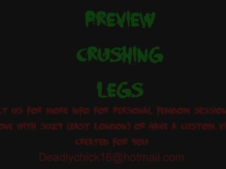 PREVIEW: Crushing Legs