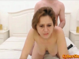 Fucking My Wife For Anniversary Caught On Cam