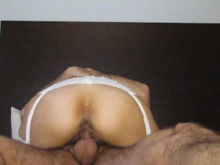Wife Double Penetration Creampie