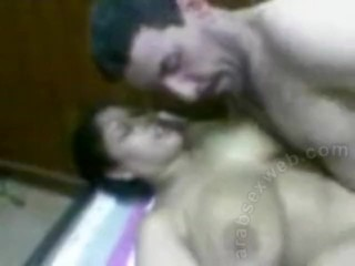 Egyptian MILF Gets Fucked Hard By Her Neighbour