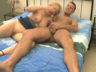 Jessica's First Big Cock in Her Ass