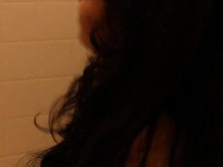 Shower Time w/ Daisy Dabs Teaser : Latina Sexy Showers Scene Soapy and Wet