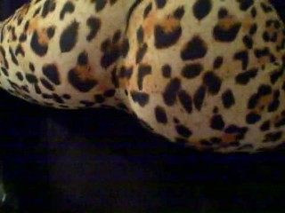 Perfect teen roommate fucked hard in cat costume!!!(Part2)