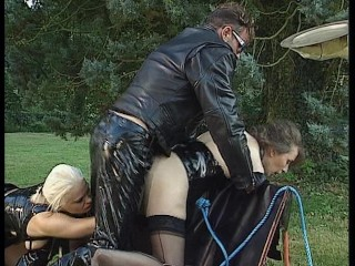 Group Sex Outdoors – clip #24