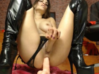 She love her cock a lot
