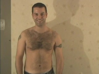 A Load SO Big, I Came On My Face – Hairy Studs