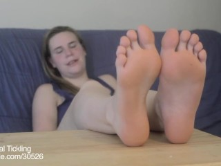 Alex Answers Feet Questions