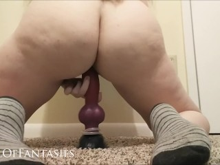 Fun with bad dragon Rex compilation; fucking, oral, creampies!