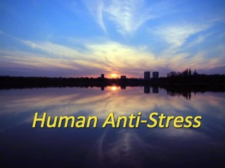 Human Anti-Stress (trailer from extreme belly punching video)