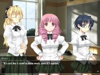 Katawa Shoujo [Lilly] [2] Painting a World of Not Paying Attention