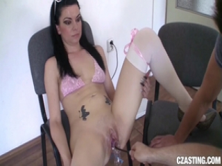 CZasting – Sexy 25 years old vixen